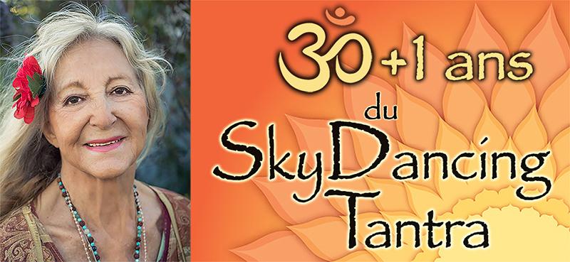 30 ans du SkyDancing Tantra