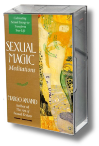 Sexual Magic Meditations (Audio Cassette) - by Margot Anand